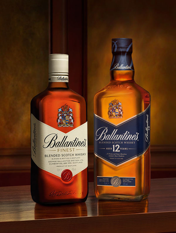 Ballantine's 12 years & Finest