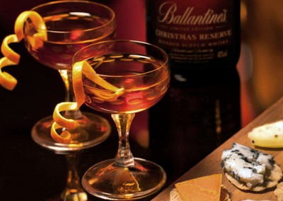 Christmas Reserve Ballantine's