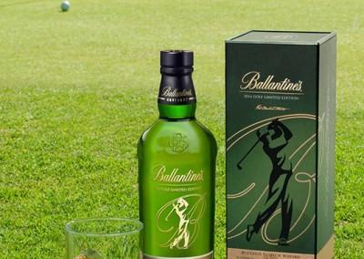 Ballantine's Golf Limited Edition