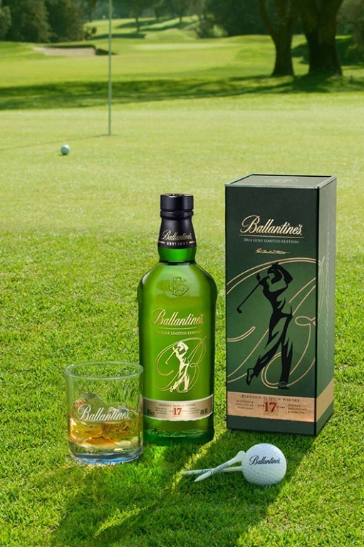 Ballantine's Golf Limited Edition