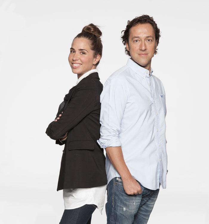 Maria Gomez y JA Ponseti M-80 Radio