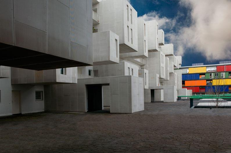 Expo Nueva Arquitectura de Madrid- Carabanchel - Premios Pritzker