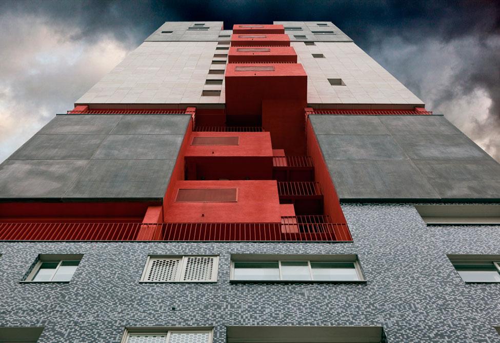 Expo Nueva Arquitectura de Madrid- Sanchinarro - Premios Pritzker- Malu Lopez