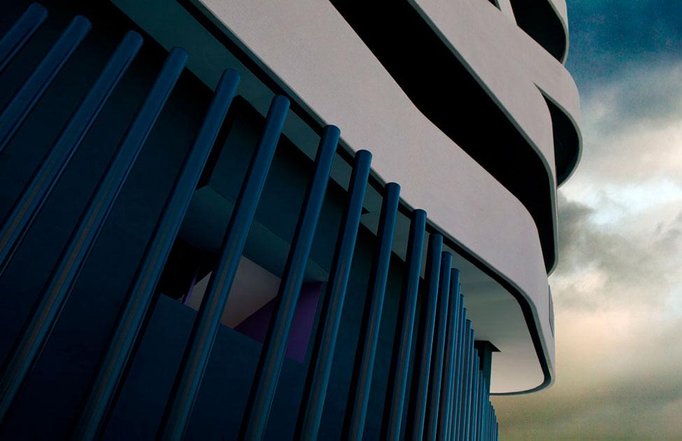 Expo Nueva Arquitectura de Madrid- Vallecas- Premios Pritzker- Malu Lopez