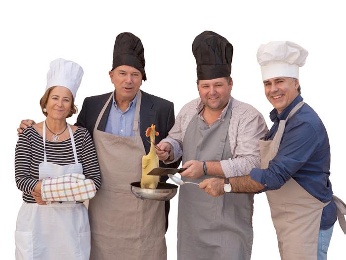 """Profesorado ERLAC """"Cocinando el nuevo curso"""" Fundacion Escuela Universitaria Relaciones Laborales A Coruña Inauguración """"Jornadas de Acogida"""""""