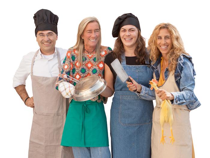 """Profesorado ERLAC """"Cocinando el nuevo curso"""" Fundacion Escuela Universitaria Relaciones Laborales A Coruña Inauguración """"Jornadas de Acogida"""" ERLAC. Malu Lopez Fotografo"""