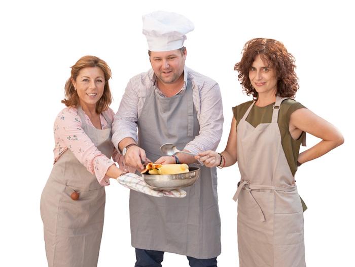 """Profesorado ERLAC """"Cocinando el nuevo curso"""" Fundacion Escuela Universitaria Relaciones Laborales A Coruña Inauguración """"Jornadas de Acogida"""" ERLAC Malu Lopez Fotografo"""