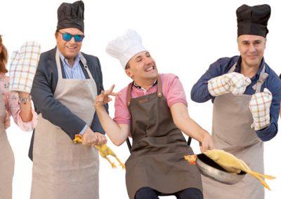 ERLAC «Cocinando nuevo curso»