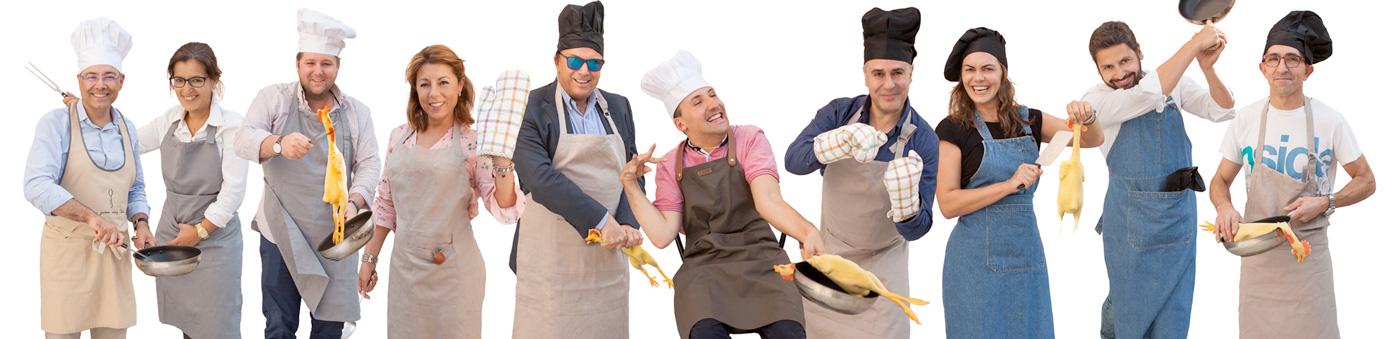 """""""Cocinando el nuevo curso"""" Fundacion Escuela Universitaria Relaciones Laborales A Coruña ERLAC"""